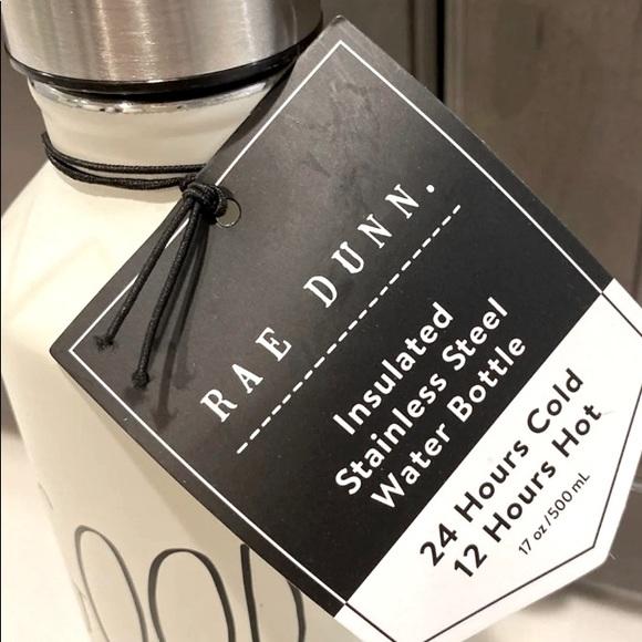 Rae Dunn water bottle